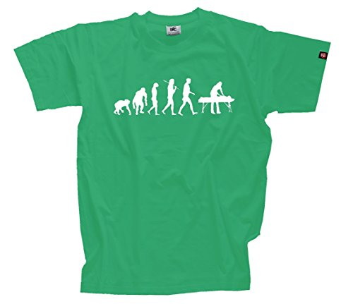 T-Shirt Kelly L Evolution Physiotherapeut Physiotherapie Massage Masseur (Massage-t-shirts)