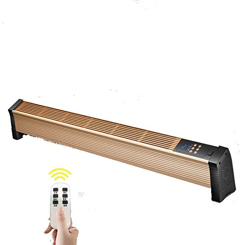 KFXL Heater, Baseboard Heater Household Convection Heater Energy Saving Electric Heater Rapid Heat Convection Stereo Heating Remote Control Electric Heater