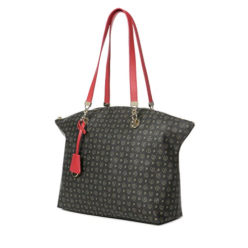 Pollini TE8408PP02Q1100B Shopper Donna Lacca