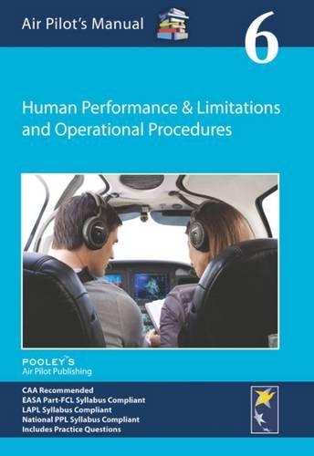 Air Pilot's Manual - Human Performance & Limitations and Ope (The Air Pilot's Manual) por Dorothy Saul-Pooley