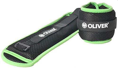 OLIVER Gewichtsmanschetten Paar Prime Armgewichte Laufgewichte Gewichte 2x0.75kg