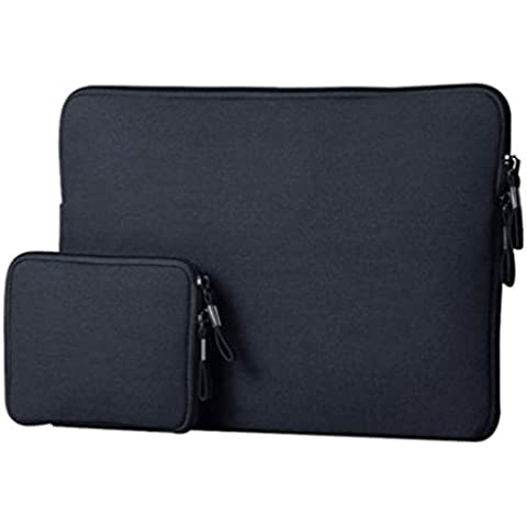 Funda Protectora para Ordenador Portatil MacBook Mac Air Pro Retina de 11 - 15