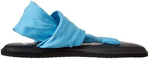 Sandales W Yoga Sling 2 Sanuk - Gris Aqua