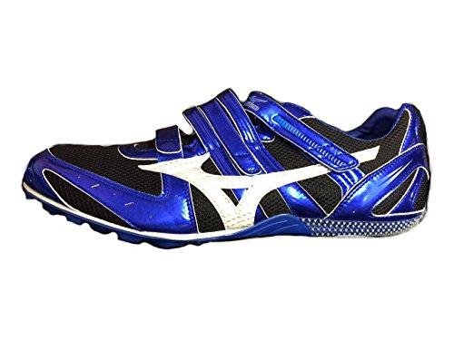 Mizuno , Chaussures d'athlétisme pour homme Multicolore - Bluette/Nero