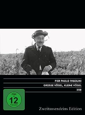 Große Vögel, kleine Vögel - Zweitausendeins Edition Film 308