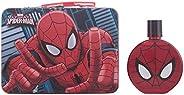 Air-Val Marvel Spider-Man Metalic Eau De Toilette Perfume For Children, 100 ml