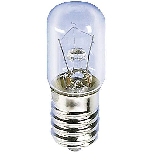 Unbekannt Barthelme 00112603 Kleinröhrenlampe 220 V, 260 V 3 W, 5 W E14 Klar 1 St.