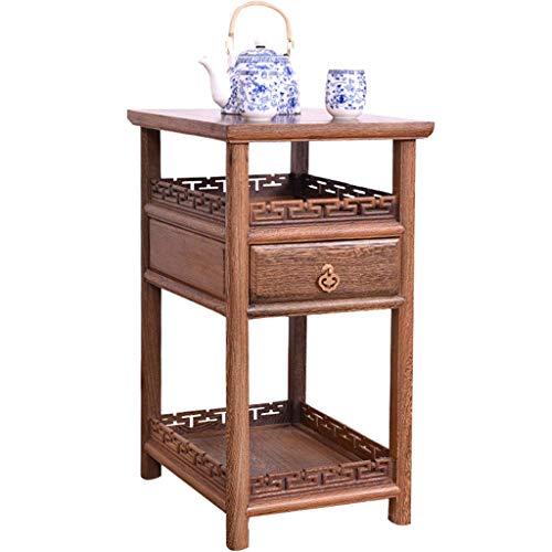 Eeayyygch tavolo tavolo da tè cinese stile antico tavolino tavolino da caffè in legno (dimensioni: 50* 60* 65cm), 35 * 45 * 65cm
