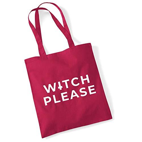 Bang Tidy Clothing Halloween kostüm Tote Bag Trick oder Festlichkeit Geschenke Hexe Bitte Shopper