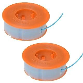 2 x ALM Rasentrimmer-Trimmschnur à für Bosch ART 23 26 30 Combitrim lässt