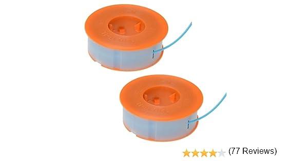 3 lignes /& ALM Manufacturing Bobine pour coupe-bordures Bosch ART 23 Easytrim//26//30//Combitrim