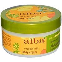 Alba Botanica - latte di cocco crema corpo hawaiano di