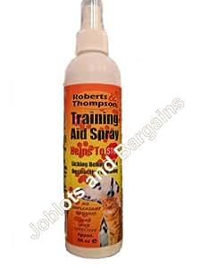 Robert & Thompson Dog Pet Dog Cat Behave Training Aid Spray