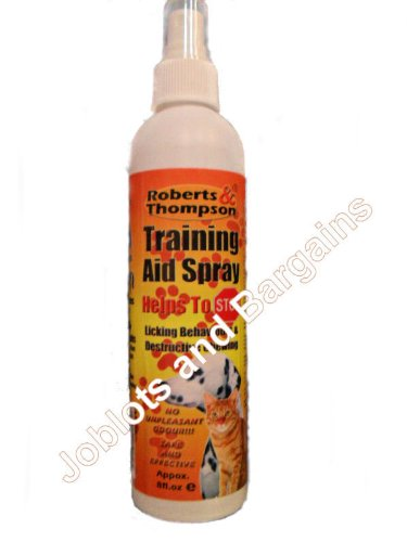 Robert & Thompson Dog Pet Dog Cat Behave Training Aid Spray