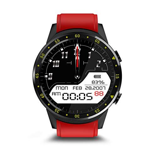 Milnnare Reloj Inteligente Bluetooth GPS Frecuencia cardíaca SIM Soporte Sport Smart Watch para Android...
