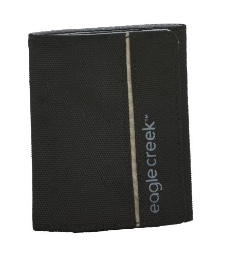 Eagle Creek Wallet & Personal Organizers RFID Tri-Fold Wallet 10 cm, black
