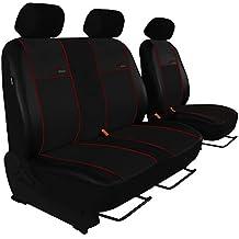 VW Caddy III 2003-2015 Maßgefertigt Maß Sitzbezüge Sitzbezug Velours