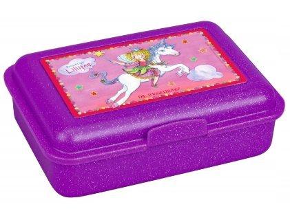 Princesse Lillifee Petite boîte à sandwich, 16x 11x 5cm, modèle # 10959