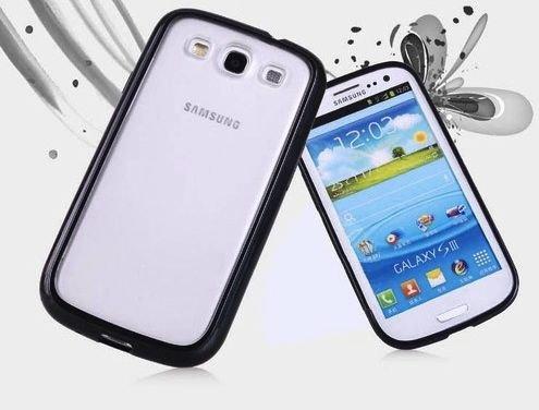 galaxy-s3-case-dynamicr-cushioned-thin-gel-bumper-premium-frosted-clear-tpu-case-new-ultra-fit-black