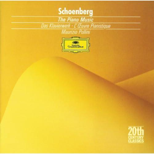 Schoenberg: Fünf Klavierstücke - 2. Sehr rasch