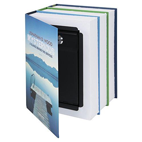 Geldkassette Buchattrappe XL Geldversteck - 6