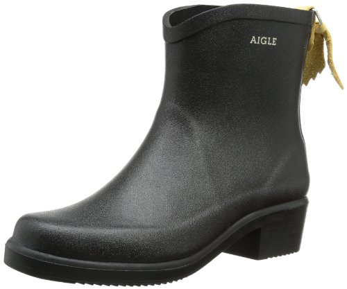 Aigle Miss Juliette Bottillon Stivali da Donna Nero  (Noir)