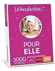 WONDERBOX - Coffret cadeau - POUR ELLE
