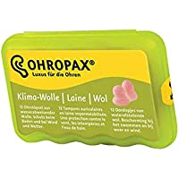 1x Behrend Ohropax, Ohrenstöpsel, Ohrstöpsel, Gehörschutzstöpsel, Klima-Wolle, 6 Paar preisvergleich bei billige-tabletten.eu