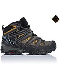 Salomon X Ultra 3 Mid GTX, Zapatilla de Velcro para Hombre