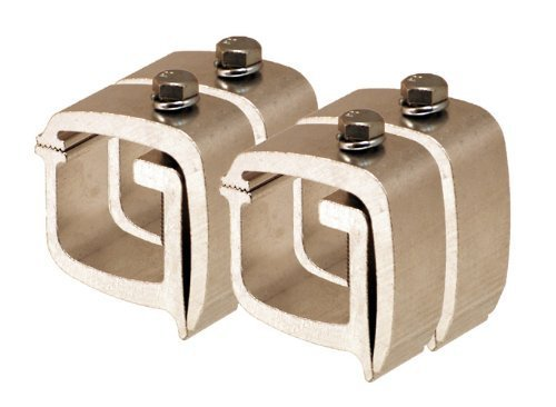 API KH1P4 Mounting Clamps for Truck Caps / Camper Shells (Set of 4) by API -