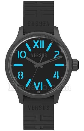 Montre Versus 3C7050 noir Acier Unisex