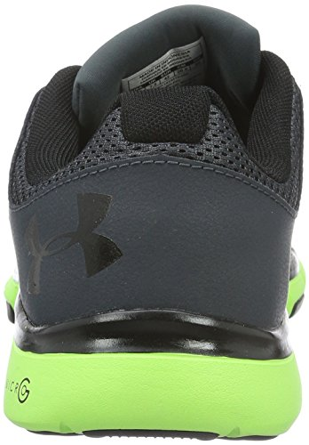 Under Armour Micro G Limitless Training 2, Scarpe Sportive Indoor Uomo Grigio (Stealth Gray)
