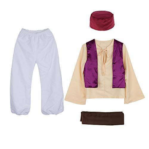 - Arabischen Prinzen Kostüme