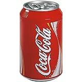 CocaCola 525600 Mini-Kühlschrank / 47,7 cm Höhe / 12/230 Volt / rot