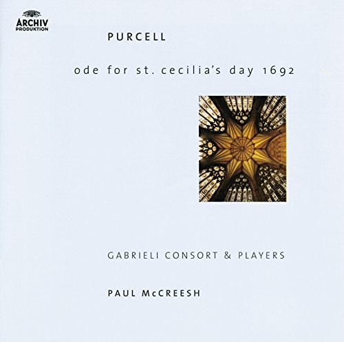 Purcell: Hail, bright Cecilia!, Z. 328 Ode for St. Cecilia\'s Day - Hark, hark, each tree its silence breaks