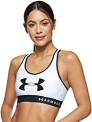 Under Armour Women's Armour Mid Keyhole Graphic