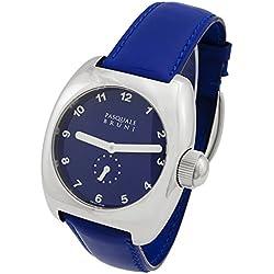 Pasquale Bruni Uomo Edelstahl Swiss Made Automatik Herren-Armbanduhr 00MA33