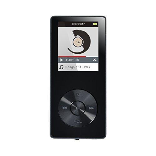 agptek-m07-metal-reproductor-de-mp3-8-gb-pantalla-de-18-con-funcion-altavoz-y-fm-radio-negro