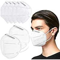 Mush N95 6 layer Reusable Face Mask with Nose Pin - Pack of 4