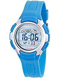 Vizion Digital LCD Multicolor Dial Watch for Kids-VZN-0258-8