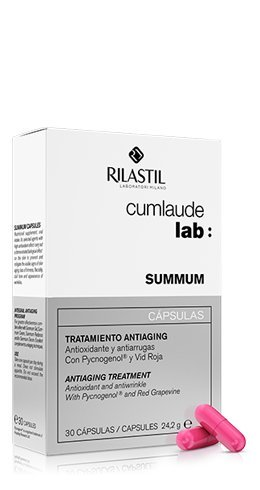 CUMLAUDE – CUMLAUDE RILASTIL Summum rx 30 cápsulas