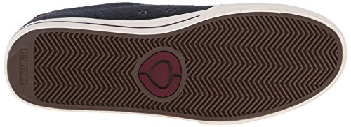 C1RCA  Lopez  50, Sneakers basses mixte adulte Gris - Grau (Graphite/Tawny Port)