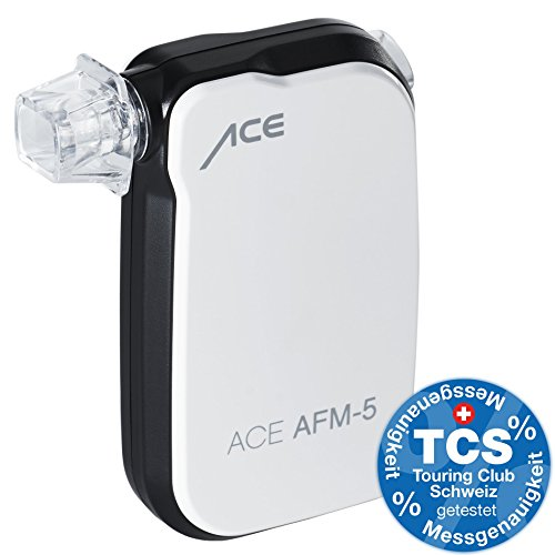 ACE+ Smartphone Breath afm-5, Bluetooth para Android + iOS