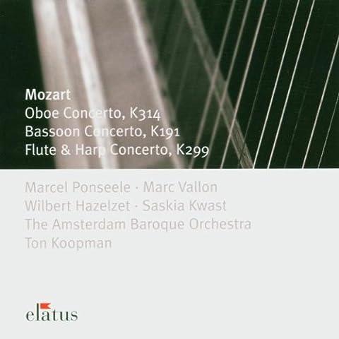Conc.Para Oboe-Fagot-Flauta-Arpa (Koopma