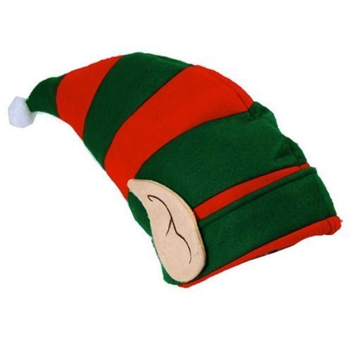 2XAdult Elf Hat ()