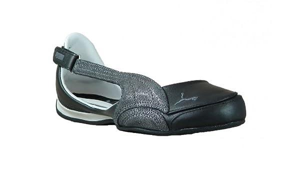 9f3d4edd3e6 Puma Speed Princess Ballerina Shoes-Black  Amazon.co.uk  Shoes   Bags