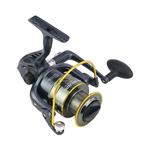 MD500-10000 Series carretes de Pesca 13BB Pesca de Metal fundición Spinning Carretes Cebo de la Rueda de Pesca de Carrete...