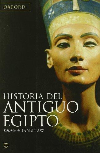 Historia del Antiguo Egipto por Ian Shaw