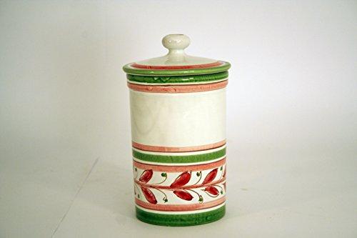 Zoom IMG-3 set 3 barattoli in ceramica
