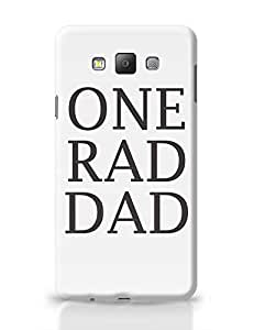 PosterGuy Samsung Galaxy A7 Case Cover - One Rad Dad | Designed by: Pooja Bindal | gifts for dad,fathers gifts |